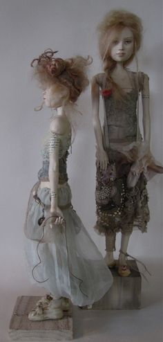 Steer clear of thinking like this when planning to costume lovers puppets, think more Mark Parret. Too many additions will detract from puppets face. The eyes are your focus