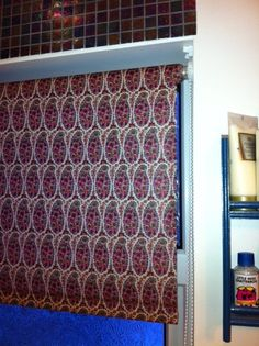 Clever Doris: Oilcloth projects - not just for tabletops