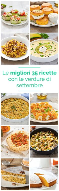Evviva le verdure di stagione! Scopriamo assieme le ricette per valorizzarle a tavola. Menu, Water Recipes, Antipasto, Cooking Time, Nom Nom, Good Food, Food And Drink, Plates, Vegetables
