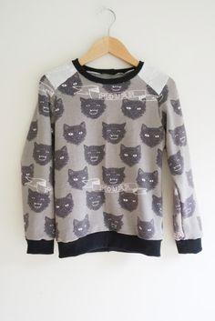 Leather Sweater - LMV - La Maison Victor - ZowieZo Handmade