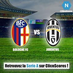 Déjà champion de Serie A, la Juventus se déplace sur la pelouse de Bologne en cette 38e journée  de championnat !