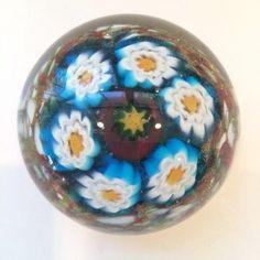 Art Glass Paperweight Murano | eBay