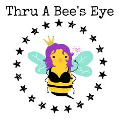click through to see my Etsy page !  ~Thru A Bee's Eye~ ~Watercolours & Illustration~