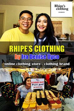 Let's discover the story behind this online clothing store/brand that started from humble beginnings and is now making waves in the local clothing industry. Arci Munoz, Humble Beginnings, Young Entrepreneurs, Making Waves, Online Clothing Stores, Stylish Outfits, Shopping, Clothes, Dapper Clothing