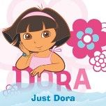 For your kids who love Dora, personalize their very own Dora the Explorer products.