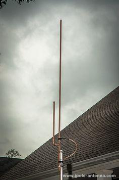 KB9VBR-NOAA-Weather-Band-J-Pole-Antenna Electronic Parts, Electronic Devices, Radios, Radio Amateur, Noaa Weather Radio, Turkey Fan, Ham Radio Antenna, Electronics Basics, National Weather Service