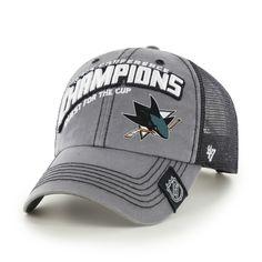 18e2c903c5 2016 Western Conference Champions Locker Room Cap from SJ Team Shop  Pittsburgh Penguins Logo