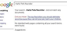 Via @Di_sss: @HartzPets I see @RTorossian5WPR is still doing topnotch #SEO management for you?! #HartzKills