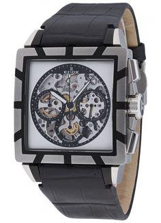 Edox Classe Royale Chronograph Limitid Edition 95001 357N NIN Limited Edition Watches, Chronograph, Luxury, Accessories, Clock