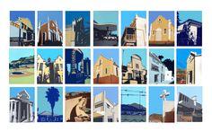 21x Hello Piketberg! - Alex Hamilton West Coast, Hamilton, Stencil, Cape, Africa, Artist, Mantle, Cabo, Cloak