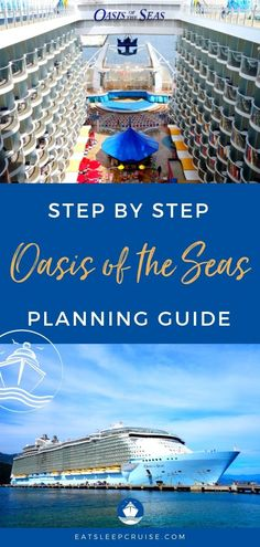 Get our step by step Oasis of the Seas Planning Guide to help you plan the perfect vacation on this mega-ship. Source by ambersandberg outfits Cruise Checklist, Packing List For Cruise, Vacation Packing, Cruise Tips, Cruise Travel, Cruise Vacation, Shopping Travel, Beach Travel, Cruise Excursions