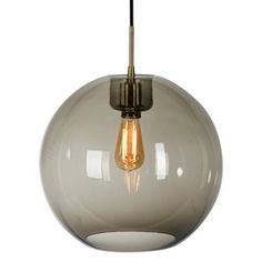 Gloria pendant, made in Sweden by Belid.