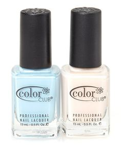 Look what I found on #zulily! Take Me to You Chateau & Bonjour Girl Nail Polish Set #zulilyfinds