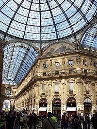 ヴィットーリオ・エマヌエーレ2世のガッレリア ミラノ旅行・観光のおすすめスポットを集めました。