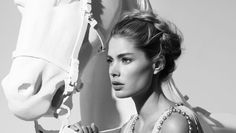 doutzen by cuneyt akeroglu for vogue turkey march 2014 | visual optimism; fashion editorials, shows, campaigns & more!