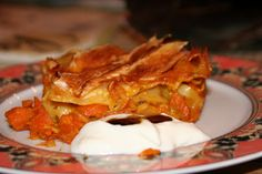 Herbstküche:: Kürbislasagne Lasagna, Ethnic Recipes, Food, Asparagus, Easy Meals, Cooking, Essen, Meals, Lasagne