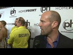 Homefront: Jason Statham Premiere Interview --  -- http://wtch.it/YwLZR