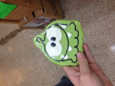Cut The Rope Cookie.