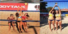Ξεχωριστή χρονιά στο beach volley για την Ηλέκτρα Αγριόδημου!    Μετά από ένα επίπονο καλοκαίρι αφοσίωσης και σκληρής προπόνησης στο    beach volley, οι κόποι της Ηλέκτρας Αγριόδημου (2000) δικαιώθηκαν.     Η αθλήτρια που ανδρώθηκε βολεϊκά στις τάξεις του τμήματος βόλεϊ του    Γ.Σ. Χαλανδρίου, μετά από 2 διερευνητικές αγωνιστικές χρονιές στο Beach Volley, Bikinis, Swimwear, Basketball Court, Sports, Bathing Suits, Hs Sports, Swimsuits, Bikini