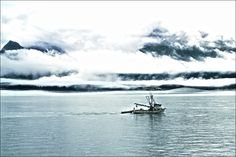 Prince William Sound, Alaska.