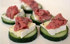 Komkommers zijn bij uitstek geschikt om de lekkerste hapjes te maken, 14 heerlijke voorbeelden! - Zelfmaak ideetjes