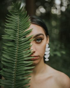 Forest photoshoot / Earring photoshoot / Close Up Portraits / Forest Portraits / Fern Photos - Forest photoshoot of earrings in Bellingham WA. Forest Photography, Photography Women, Portrait Photography, Forest Falls, Fern Forest, Close Up Portraits, How To Pose, Photoshoot Inspiration, Fashion Jewelry