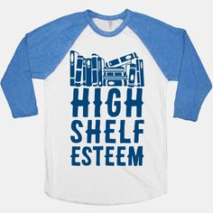 Our Dream Collection of Literary Shirts - Book T Shirts - Ideas of Book T Shirts - Shelf Esteem tshirt Book Shirts, Club Shirts, Tee Shirts, Cool T Shirts, Funny Shirts, High School Books, Library Humor, Teacher Shirts, Teacher Clothes