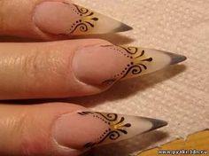 как нарисовать воланы на ногтях: 14 тыс изображений найдено в Яндекс.Картинках