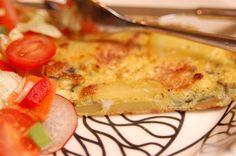 Breakfast: tortilla de patatas / espanjalainen perunamunakas