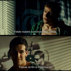 Replici din filme Let Me Down, Let It Be, Bullshit, Crushes, Quotes, Fictional Characters, Tattoo, Quotations, Qoutes