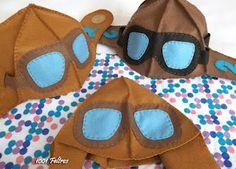 Cute felt idea for an aviators hat.....site is in spanish I think??? Leo Birthday, Birthday Party Themes, Birthday Ideas, School Bus Party, Planes Party, Train Truck, Aviator Hat, Fire Trucks, School Projects