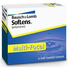 725939fc03276 Soflens Multi-focal de Bausch   Lomb indicados para la correción de la  Presbicia (