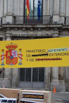 En Ministerio De Asuntos Exteriores Y De Cooperacion.