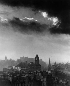 Bill Brandt: Edinburgh, 1942
