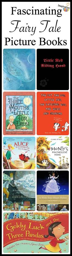 New, Fascinating Fairy Tale Picture Books | Imagination Soup