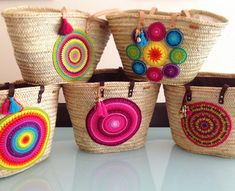 """Résultat de recherche d'images pour """"capazos decorados con crochet"""""""