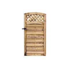 Grange Timber Woodbury Gate (H)1.8M (W)0.9 M | Departments | DIY at B&Q