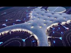 Avance Del  Nuevo Aeropuerto Internacional de la Ciudad de México