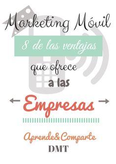 8 Ventajas del Marketing Móvil en Digital Marketing Trends