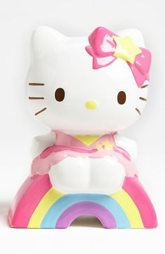 Hello Kitty® Coin Bank available at #Nordstrom