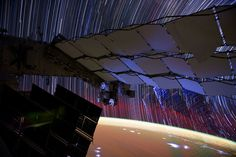 Long exposure photo from the International Space Station! NASA_JSC_Photo, via Flickr