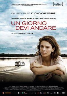 Chegará o dia:::2013:::Questões dolorosas levam Augusta, uma jovem italiana, a duvidar das certezas em que ela construiu sua existência. Em um pequeno barco na imensidão da floresta amazônica, ela enfrenta a aventura de buscar a si mesma.