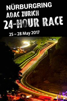 2017 Nürburgring 24 Hr live streaming now! What to watch today while you're waiting for the Monaco GP and the Indy 500 - http://www.nuerburgring.de/en/events-tickets/automobile/adac-zurich-24-hour-race/live.html #Nurburgring24