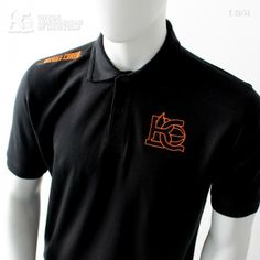 Polo Black-Orange BC 13-14. Chef Jackets, Polo, Orange, Black, Fashion, Moda, Polos, Black People, Fashion Styles