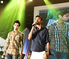 Best 3 ( Lyricist, Music Director, Singer) – Dhanush, Anirudh. Performing Y this kolaveri di..