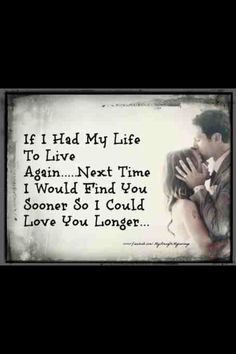 soulmate quotes | Finding your soulmate again and again!