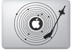Apple - MacBook Air - Stickers