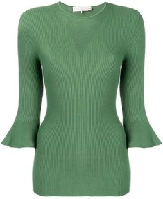 Top L'autre Ribbed Knitted Ribbed Chose L'autre Knitted Top Chose 4wf1SPxq