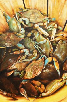 Crabs in a Bucket by FeatherStone