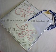 Disney Graduation Cap; Almost my time... Class of 2014